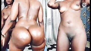 African big booty Roommates
