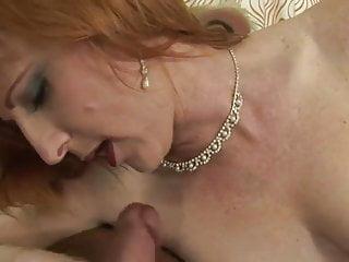 Hardcore mature redhead - Hairy mature redhead suck and fuck