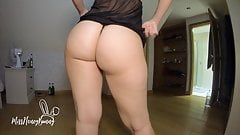 LACE AND SILK LINGERIE TRY ON HAUL – BIG ASS LATINA