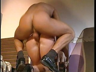 Better butt fucking - Anal fuck in doggystyle is better if you close your legs