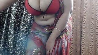Desi big boobs bhabi