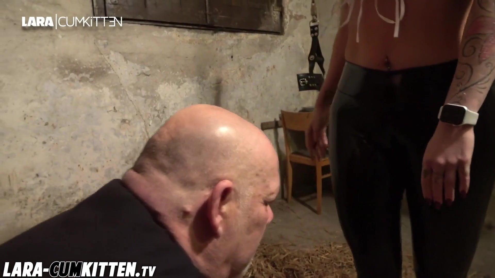 Gib Mit Deinen Arsch, Sklave