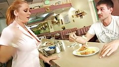 SD - Busty Waitresses