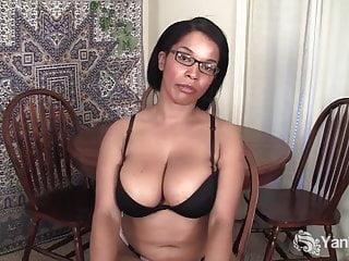Johnson black bikini Yanks mocha babe natalia johnson masturbates