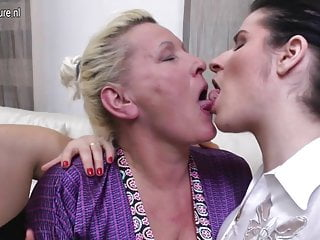 Lesbian mother and daughter galleries Granny fucked by mother and not her daughter