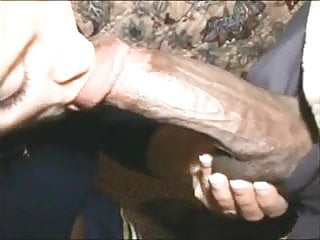 Woman and like and anal - Blonde woman likes her black friend and his big cock
