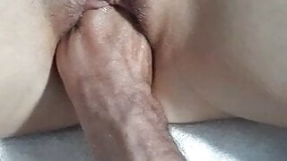 fisting wife's pussy part 3