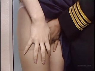 Virgin america pilot uniforms - Stewardess meet pilot after flight by asiafr3ak