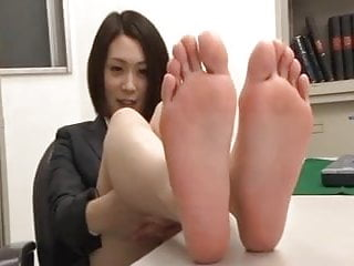 Pan asian means These feet mean business