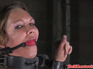 Mature corporal dicipline Tits bonded sub received corporal punishment