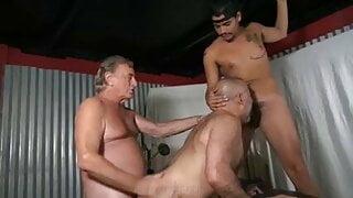 Angelo , Alejandro & Rey