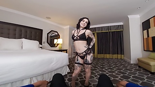 Naughty America - Joanna Angel is all yours to fuck