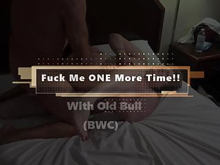 American ass fucked hard Fucked hard by the old bull