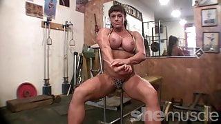 Big Muscle, Big Tits
