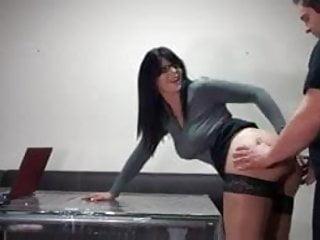 Hot brunetts fucked - Hot brunette amateur milf sucks and fucks