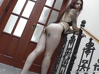Jag vill ha sex - Anna de ville has nice gaping asshole