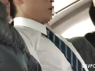 Jap sucking dog dick - Touch in bus 1 jap