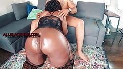 JIGGLY BOOTY MILF SOFT CHOCOLATE