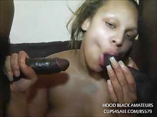 Fat thick black cocks Thick black bbw takes 2 big black cocks in every hole