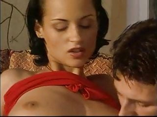 Starlets having stockings sex in garters Brunette, euro starlet in stockings does anal and facial