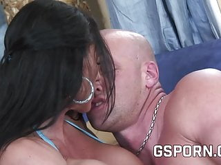 Hardcore porn big tits free - Athletic milf with extra big tits hardcore porn