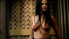 Eva Green - 300 Rise of an Empire - Boobs, nipples, close-up