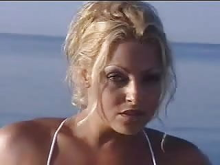 Stories of trish stratus having sex Trish stratus - divas in hedonism white bikini