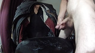 Grunt feeling orgasm of Sperm  Sperm Sperm