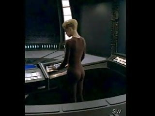 Jeri ryan 3d sex Jeri ryan star trek booty compilation mq