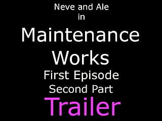 Pantyhose foot domination Maintenance works - pantyhose foot domination trailer