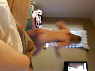 Girlfriend jess naked Candid girlfriend dancing naked