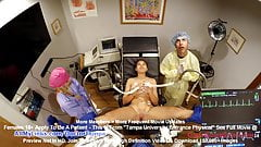 Michelle Anderson Boyfriend Watches Gyn Exam By Doctor Tampa