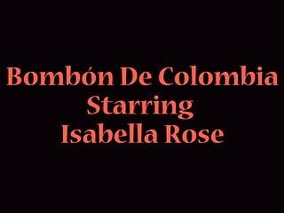 Teen stars isabella Bombon de colombia starring isabella rose