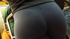 smoking hot step mom College asses candid leggings big booties! fuck