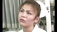 japanese nurse get a good face slapping
