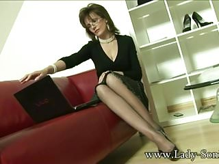 Uk milf porn swingers video Uk milf sonia wants cum, but doesnt have time to fuck