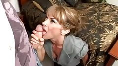 Hot Mature Cougar Gets it Good