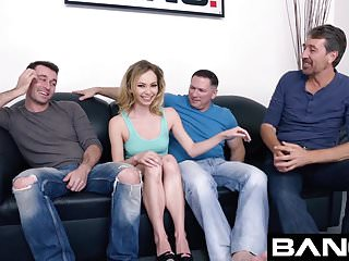 Tiny angel nude Bang casting : dp with tiny petite angel smalls