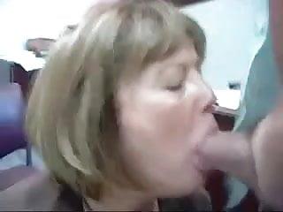 Mature boy vid - Mature head 71 two vids of the office slut doing her job