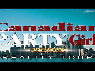 Canadian sex trailer Canadian party girls - extended trailer