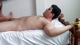 tied up fucked man in amazon