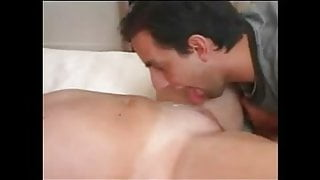 Chubby Elle Cuckold Series 3 - Hubby Cleans Up Creamed Cunt