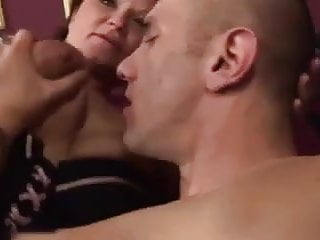 Redhead mature pounded Horny hairy mature pounded in pussy and ass