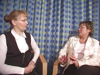 Lesbians by the firplace - German mature lesbians by snahbrandy