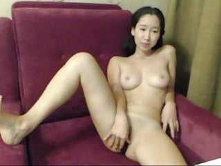 Chinese mature playing on webcam - Dreamgirl034 chinese girl pussy play