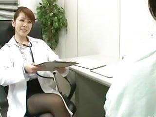 Erotic gynecologist - Lesbian gynecologist 2 part 1