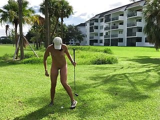 Outlaw golf 2 nude My wife plays golf 2 - public course