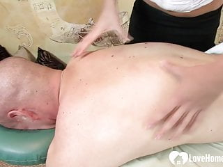 Big lesbian rage - Cute masseuse gets fucked by his raging dick