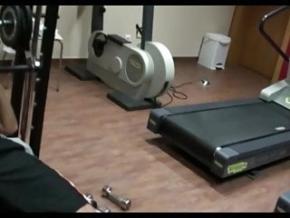 Teens in gym Cute teen fucked in gym