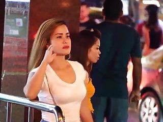 Houston bangkok escort Bangkok street view at night